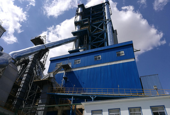 Low-voltage pulse bag dust collector project by Houying Group